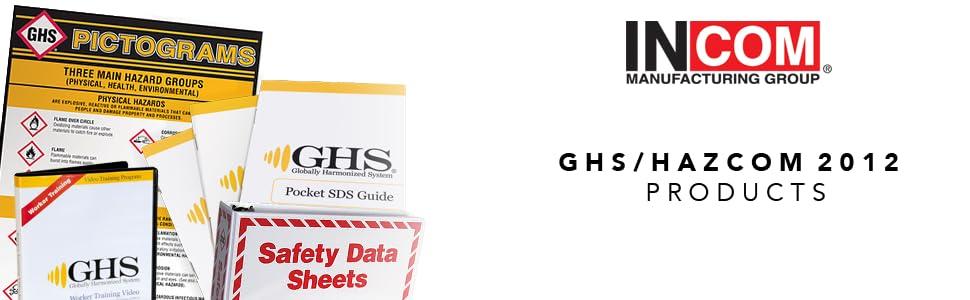 GHS, HazCom 2012, Globally Harmonized System, OSHA, Labelling