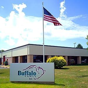 Buffalo Games headquarters
