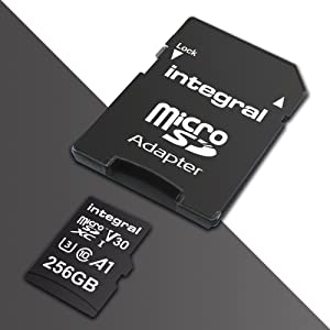 microsd memory card with sd adapter