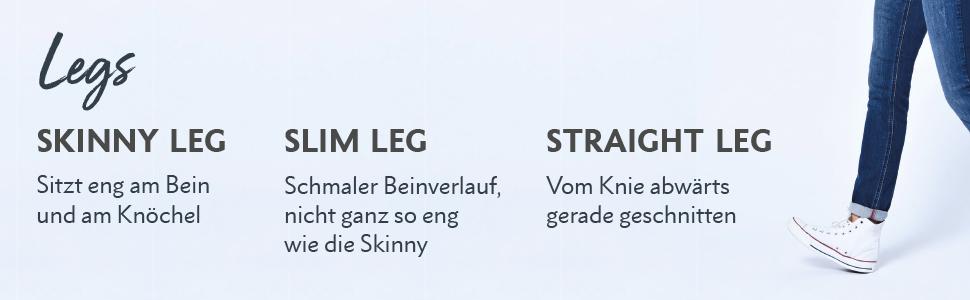38 L26 2 Farben pink schwarz NEU Street One YULIUS  Hose Slim Leg Gr.36