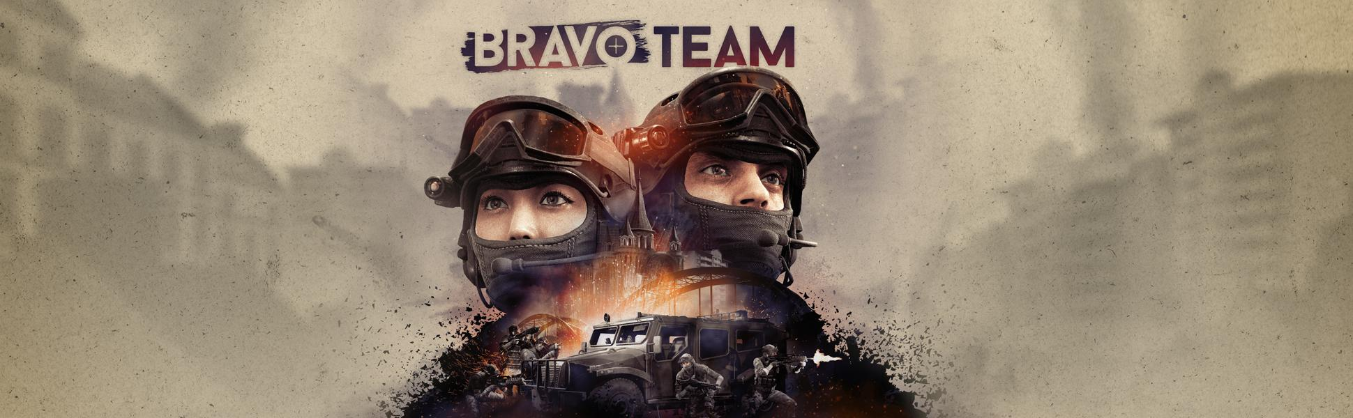 amazon com bravo team playstation vr video games