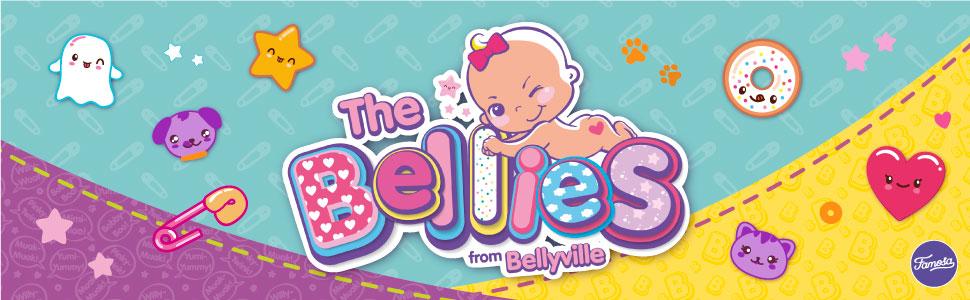 Amazon.es: The Bellies - Kuki Cute, Muñeco para Niños y Niñas a ...