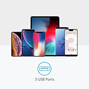 Charge Mobile Devices