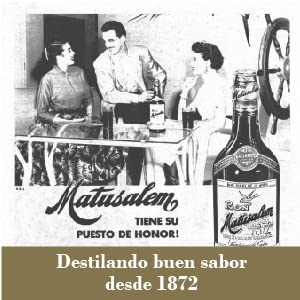 Matusalem Ron Matusalem 23 Solera Gran Reserva Rum 40% Vol. 0,7l in Giftbox - 700 ml