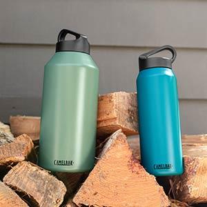 water bottle, camelbak, stainless steel water bottle, insulated water bottle, metal water bottle