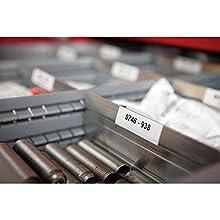 Étiquettes permanentes en polyester
