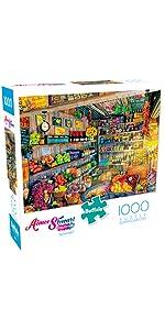 Farm Fresh - 1000 Piece Jigsaw Puzzle