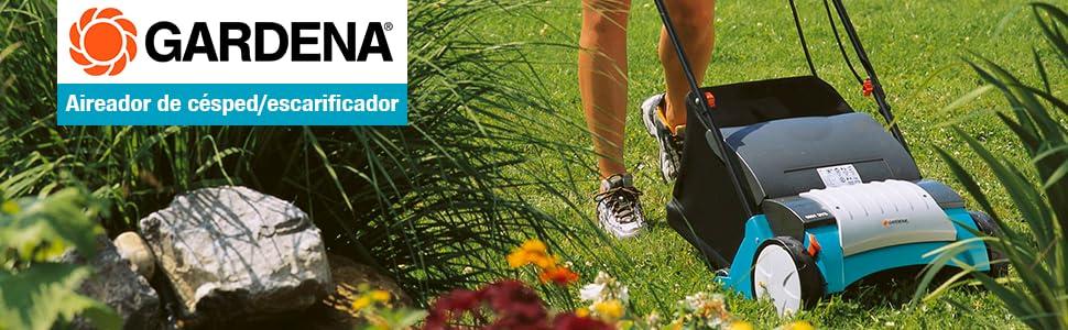 Gardena ES 500 - Cortacésped (Cortacésped manual, Hojas ...