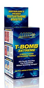 mhp tbomb testosterone booster clinically tested