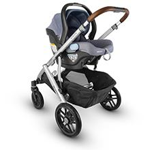 uppababy 2017 vista stroller dennison baby. Black Bedroom Furniture Sets. Home Design Ideas