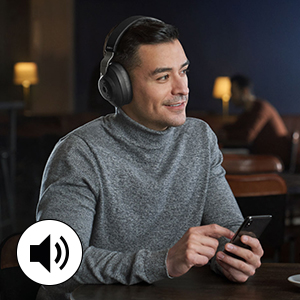 Headphones; Bluetooth; Wireless; Noise-Cancellation