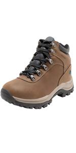 Northside Womens Pioneer Mid Rise Leather Hiking Boot PIONEER II-W