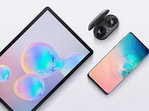 Conecta tu Galaxy Tab S6