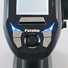 Futaba 4PV T-FHSS SFHSS 4 Channel 2 4GHz Computer Surface Radio Control  System with Transmitter and R304SB Receiver