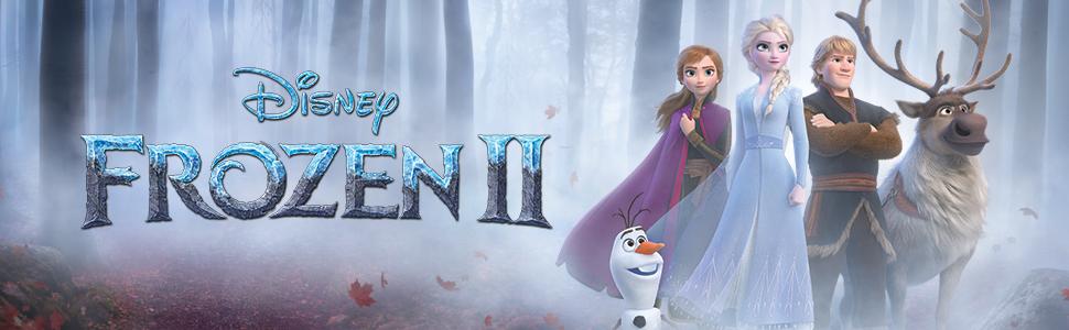 Amazon.es: Disney- Frozen 2 Elsa Anna y Olaf Multipack (Hasbro ...
