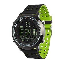 Leotec LESW11G Smartwatch, Verde: Amazon.es: Electrónica
