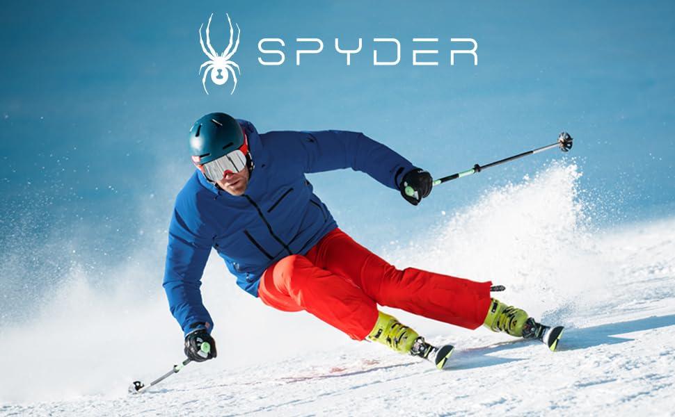 Spyder, Steve Nyman, Alpine skiing, ski racing