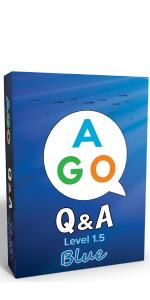 AGO Q&A 英語 カード ゲーム