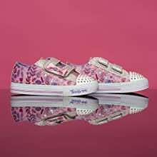 Skechers Kids Girls Twinkle Toes
