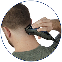 ideal for self-cuts wahl clipper self-cut pro compact design smaller remmington andis philips
