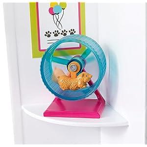 Amazon.com: Barbie Pet Care Center Playset: Toys & Games