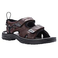 surfwalker sandal; water sandal; flat sandal; outdoor sandal