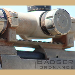 scope rings installation manual