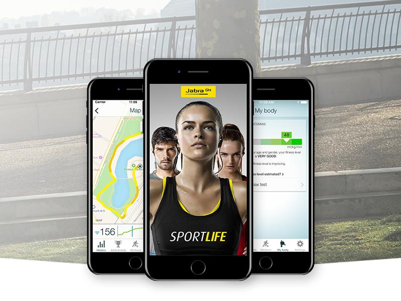 Jabra Sport Life App