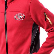 Lightweight Full Zip Hooded Sweatshirt Jacket , stay-dry fabric keep you fresh, comfortable, Fleece