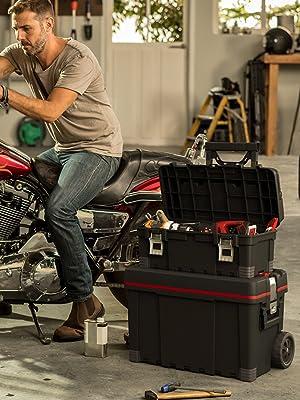 hawk cart plus tool box