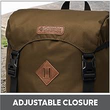 Adjustable Cargo and Top Closure