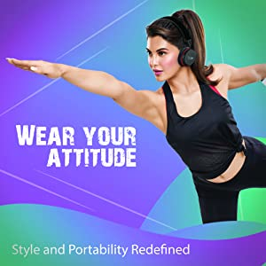 Wear your attitude
