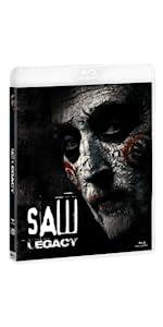 Saw: Legacy Blu-Ray
