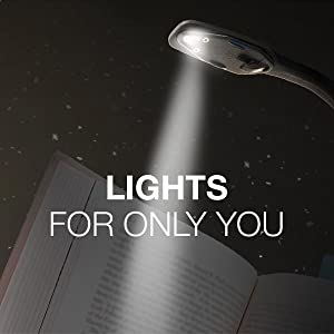 Lights for only you