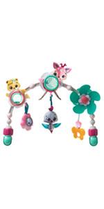 Tiny Love, Arcos de actividades, colección Tiny Princess Tales, Sunny Stroll, módulo 5