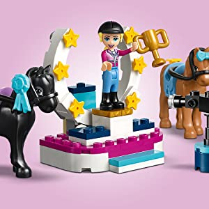 LEGO, Friends, horse