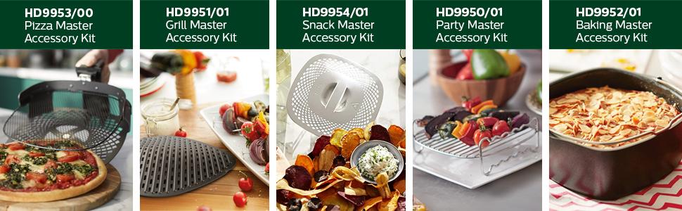 pizza accessory kit grill accessory snack master party master baking master accessory kit