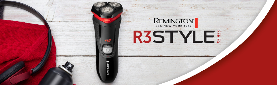 Remington R3 Style Series R3000 - Afeitadora Eléctrica Rotativa ...