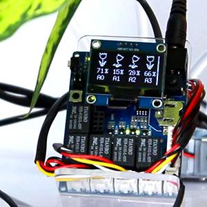 elecrow arduino smart pump shield