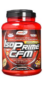 Amix Isoprime Cfm Isolate 1 Kg Moca-Chocolate-Café 1000 g ...