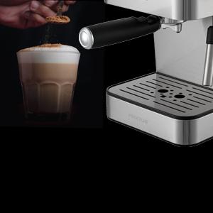 PRIXTON Verona - Cafetera Automática con 20 Bares, Potencia 850 W ...