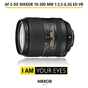 AF-S DX NIKKOR 18-300 mm 1:3,5-6,3G ED VR