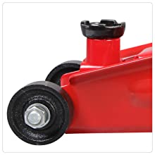 Torin BIG RED Hydraulic Trolley Service/Floor Jack (Fits: SUVs and Extended Height Trucks): 3 Ton
