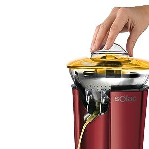exprimidor centrifugador Solac