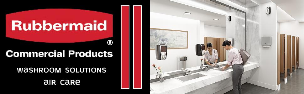 bathroom restroom air care, air freshener, automated air freshner