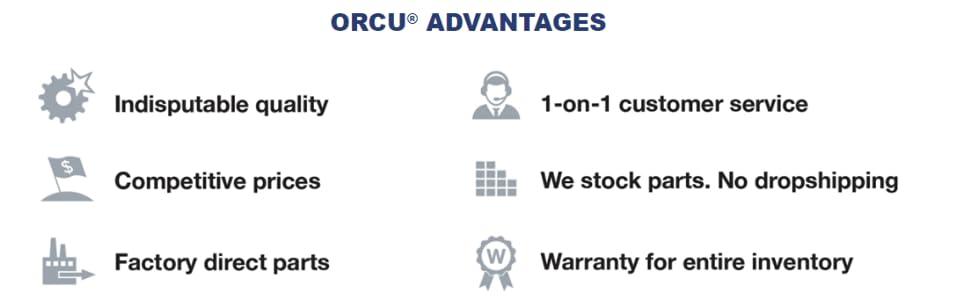 Orcu Advantages
