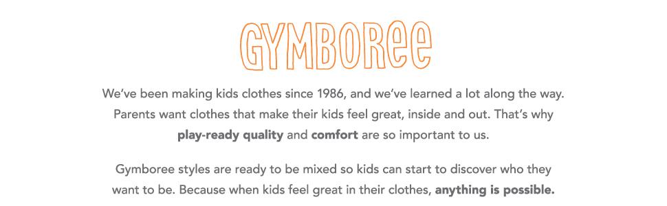 Gymboree Boys Bermuda Shorts Clothing
