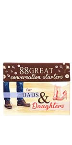 Christian Art Gifts 88 Great Conversation Starters for Dads and Daughters