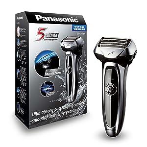 Panasonic ES-LV65-S803 Premium Wet & Dry - Afeitadora Eléctrica ...