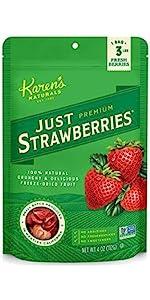 Karen's Naturals Fruit Pouches